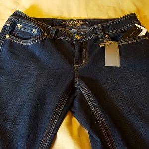 Jeans 14W - NWT